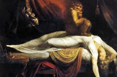 The Nightmare de John Henry Fuseli